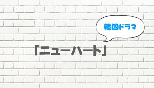 韓国ドラマ「ニューハート」を日本語字幕で無料視聴したい!9tsuやdailymotionで見れる?