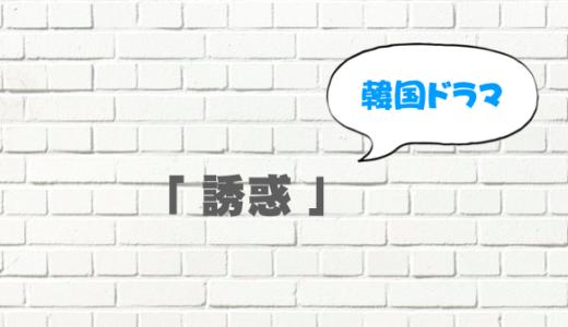 韓国ドラマ「誘惑」を日本語字幕で無料視聴したい!9tsuやdailymotionで見れる?