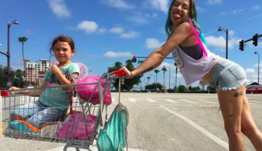 映画「フロリダ・プロジェクト」フル動画を無料視聴(字幕&吹き替え)!HuluやNetflixで見れる?